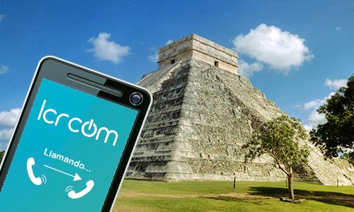Llamar a Mexico