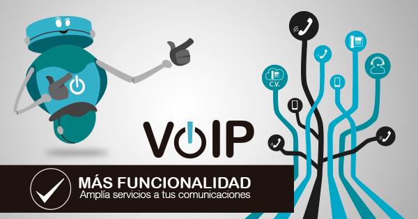 Las ventajas de la Voz IP